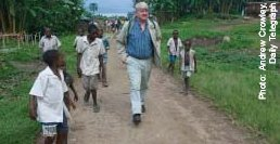 Stanley Johnson in the Congo